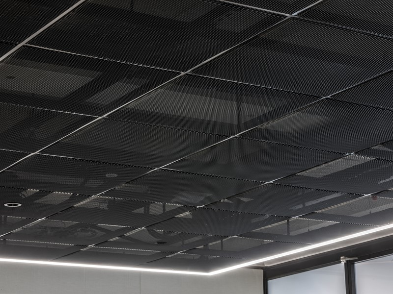 Sas Metal Ceilings