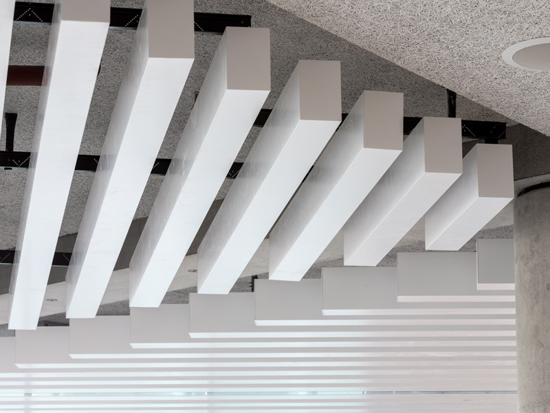 SAS740 metal ceiling